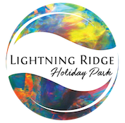 Lightning Ridge Holiday Park Logo